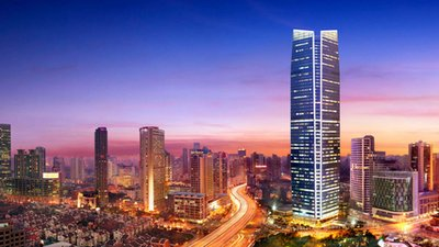 重庆巴南区挑高8.1米 50年大产权 首付三成起