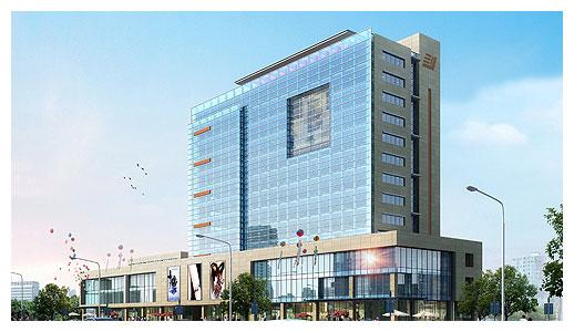 上海市松江区4000平整栋四层厂房出租