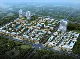重庆巴南区挑高8.1米 首付三成起 多层独栋厂房