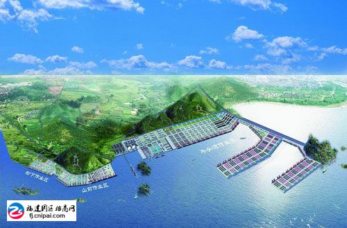 福州滨海工业集中区