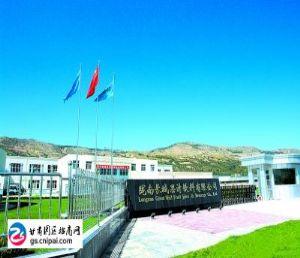 甘肃陇南西成经济开发区