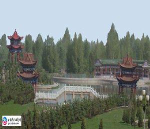 甘肃民乐工业园区