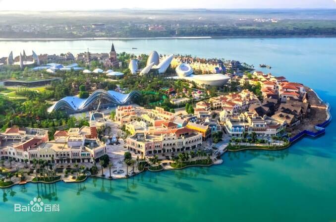 儋州海花岛旅游产业园