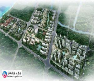 三亚创意新城
