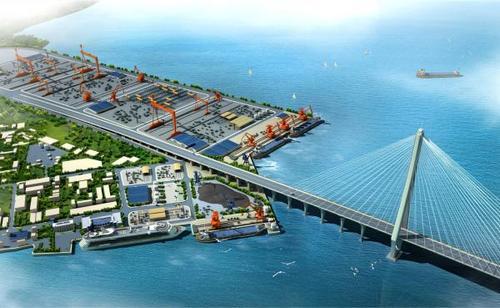 三亚市港口工业区