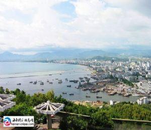 海南三亚国家农业科技园区